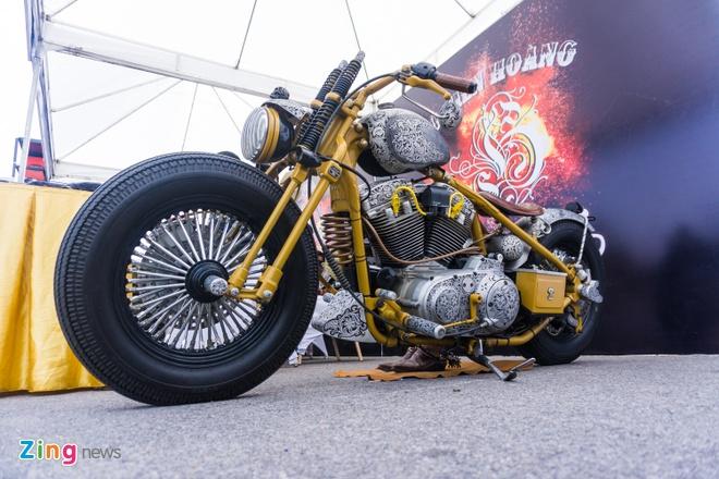 Harley-Davidson do hoa van anh 1