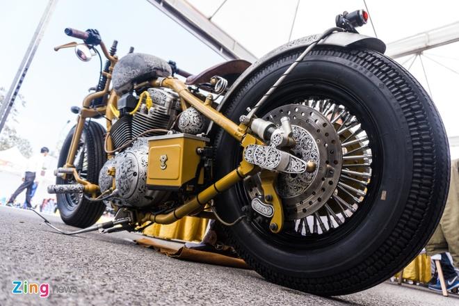 Harley-Davidson do hoa van anh 2