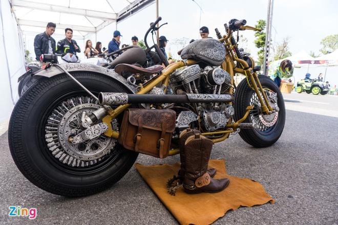Harley-Davidson do hoa van anh 3