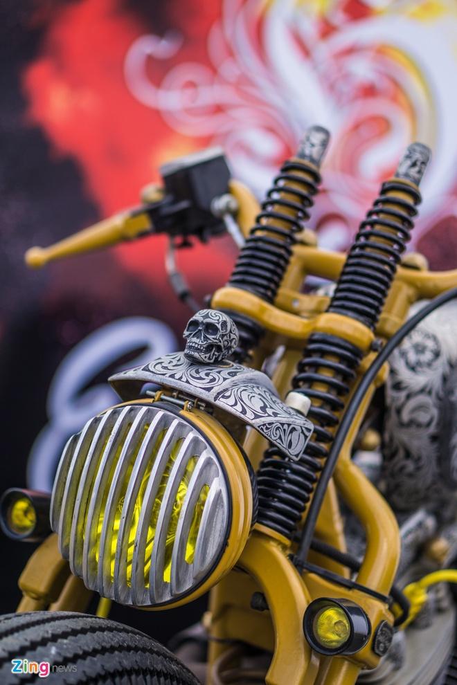 Harley-Davidson do hoa van anh 4