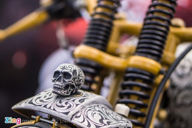 Harley-Davidson do hoa van anh 5