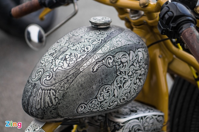 Harley-Davidson do hoa van anh 8