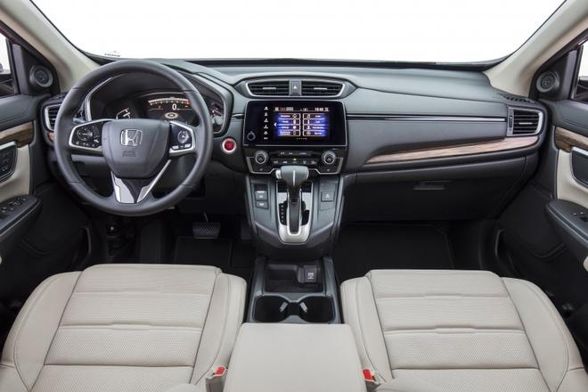 Honda CR-V 2017 sap ra mat tai Dong Nam A hinh anh 3