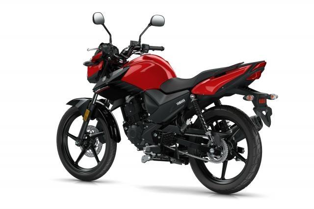 Yamaha YS125 - nakedbike cho nguoi moi choi hinh anh 2