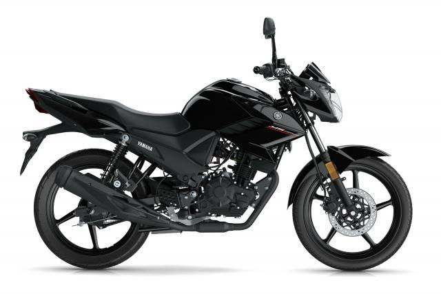Yamaha YS125 - nakedbike cho nguoi moi choi hinh anh 3