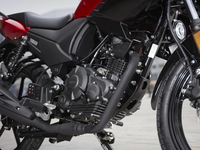Yamaha YS125 - nakedbike cho nguoi moi choi hinh anh 8