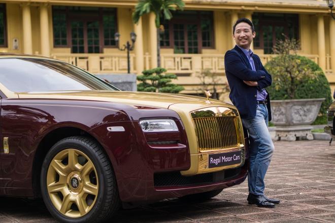 Ca nhan hoa Rolls-Royce tai Viet Nam phuc tap nhu the nao? hinh anh