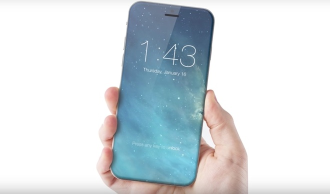 Cong nghe cua iPhone 8 anh 1