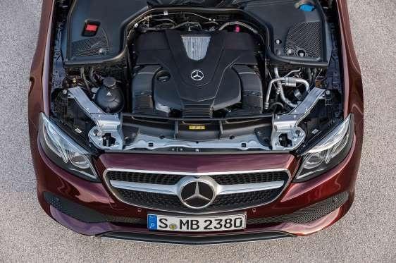 Nhung hinh anh dau tien cua Mercedes-Benz E-Class Cabriolet 2018 hinh anh 5