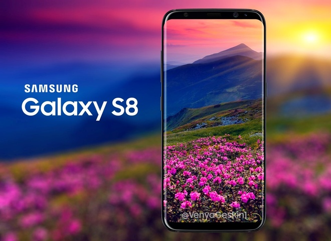 8 ly do nguoi dung iPhone phai ghen ti voi Galaxy S8 hinh anh 1