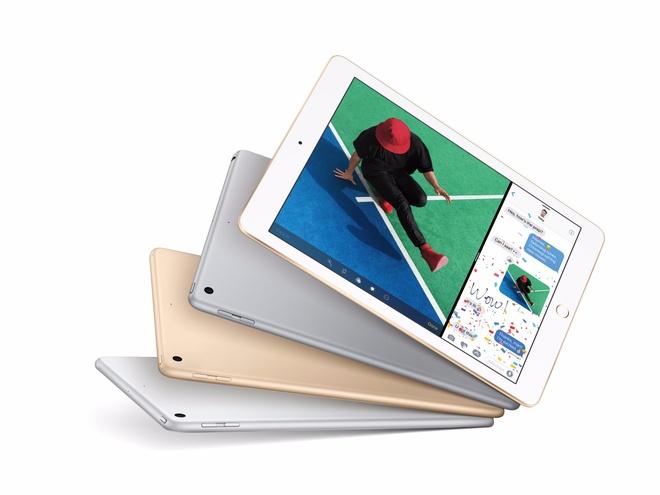 iPad ra mat trong im lang,  bao hieu ngay tan anh 1