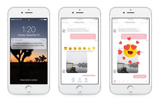 Facebook Messenger lai chuan bi cap nhat tinh nang moi hinh anh 1