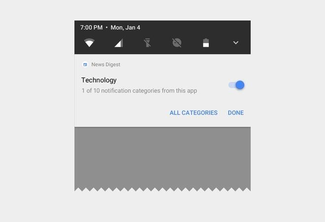 Tinh nang vuot troi cua Android O anh 1