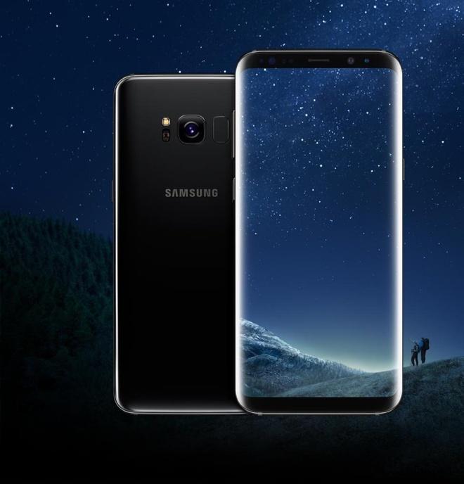 Galaxy S8 se pha vo loi mon cua thiet ke dien thoai? hinh anh