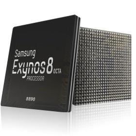 Qualcomm cam Samsung ban chip Exynos anh 1
