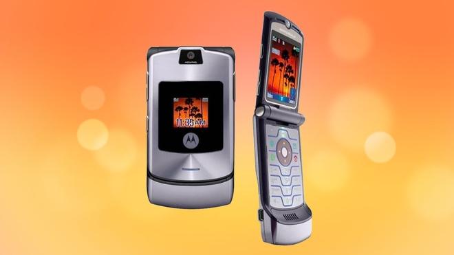 Motorola Razr co the se duoc hoi sinh hinh anh
