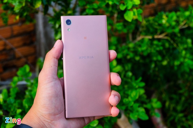 Mo hop Sony Xperia XA1: Dep nhat phan khuc tam trung hinh anh 2
