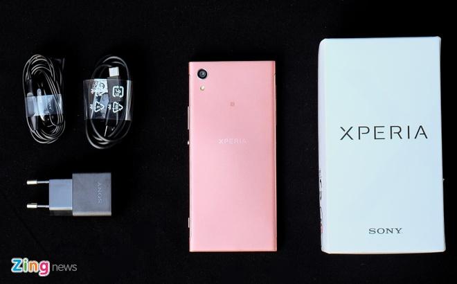 Mo hop Sony Xperia XA1: Dep nhat phan khuc tam trung hinh anh 1