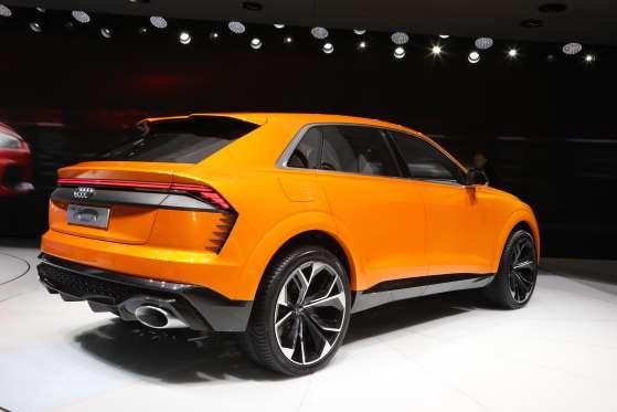 Audi cong bo ke hoach san xuat Q4 va Q8 hinh anh 3