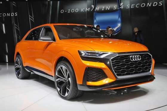 Audi cong bo ke hoach san xuat Q4 va Q8 hinh anh 2