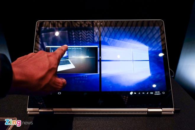 HP Spectre x360 - laptop xoay lat 360 do gia 42 trieu ve Viet Nam hinh anh 6