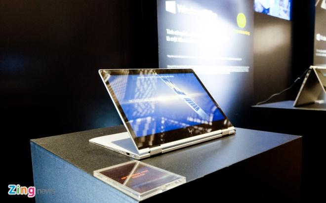 HP Spectre x360 - laptop xoay lat 360 do gia 42 trieu ve Viet Nam hinh anh 10