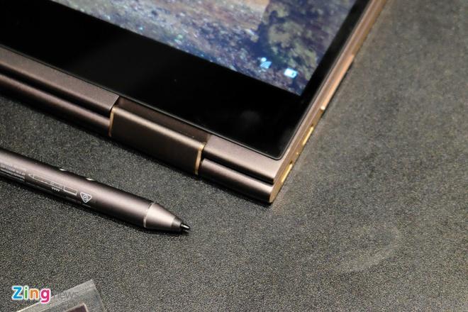 HP Spectre x360 - laptop xoay lat 360 do gia 42 trieu ve Viet Nam hinh anh 7