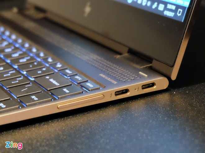 HP Spectre x360 - laptop xoay lat 360 do gia 42 trieu ve Viet Nam hinh anh 4