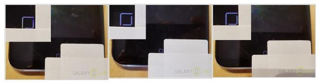Nut home ao,  Samsung,  Galaxy S8 anh 3