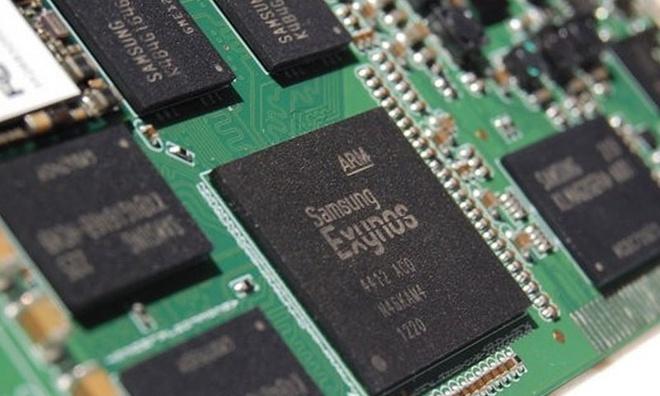 Loi nhuan cua Samsung tang ky luc nho kinh doanh chip hinh anh