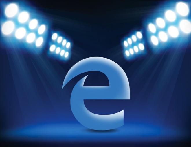 Windows 10 S dung Microsoft Edge lam trinh duyet mac dinh hinh anh