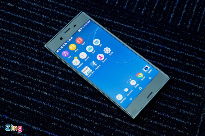 Danh gia Sony Xperia XZs anh 4
