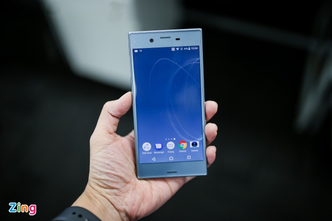 Danh gia Sony Xperia XZs anh 2