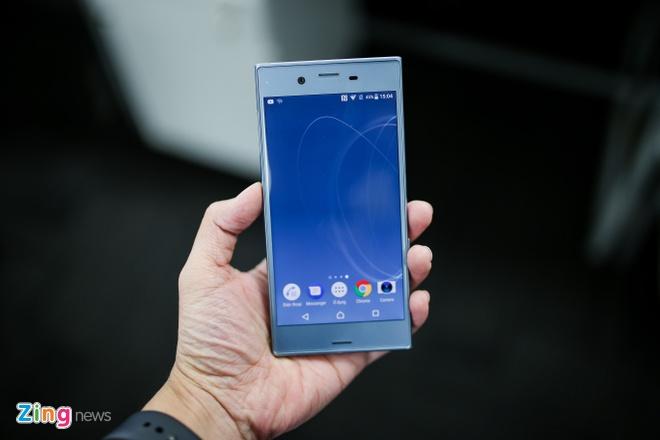 Danh gia Sony Xperia XZs: Ben bi, dang tin, dam chat Sony hinh anh 2