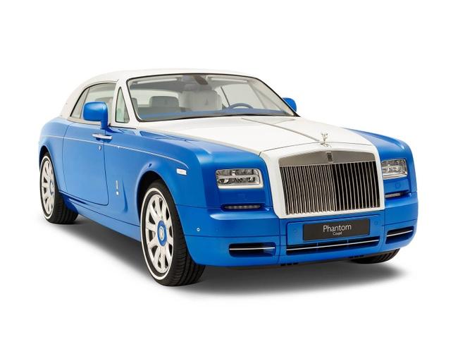 Rolls-Royce ra mat bo suu tap 7 xe sieu sang hinh anh 3
