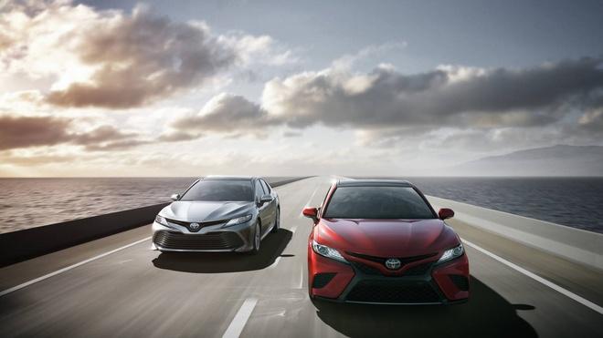 Toyota: 'Dung coi xe cua chung toi nham chan nua' hinh anh 2