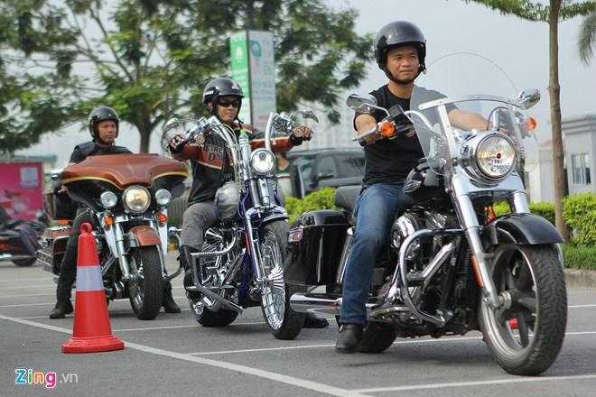 Moto Harley-Davidson co co hoi giam gia tai Viet Nam hinh anh 1