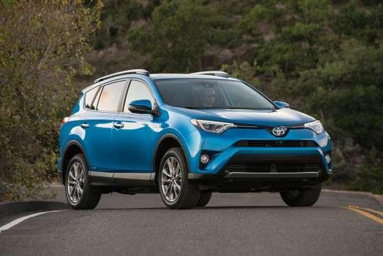 5 mau SUV hybrid 2017 tot nhat thi truong hinh anh 5