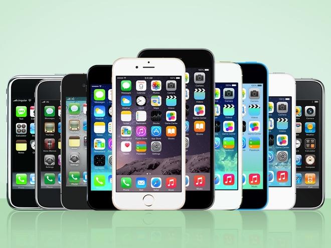Chuyen yeu, ghet xung quanh nhung chiec iPhone hinh anh 2