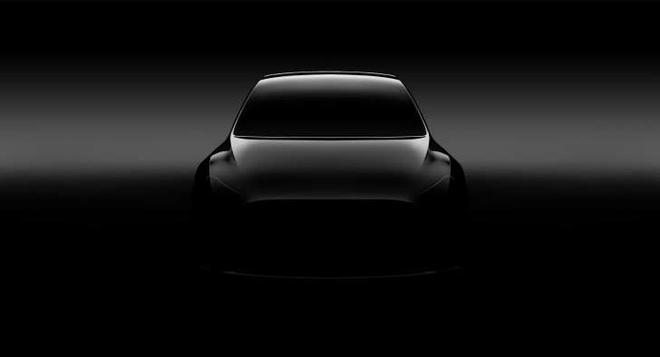 He lo mau SUV co nho Tesla Model-Y hinh anh 1