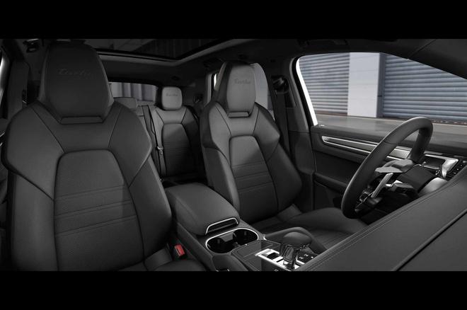 Porsche Cayenne Turbo 2019 toa sang tai trien lam Frankfurt hinh anh 3