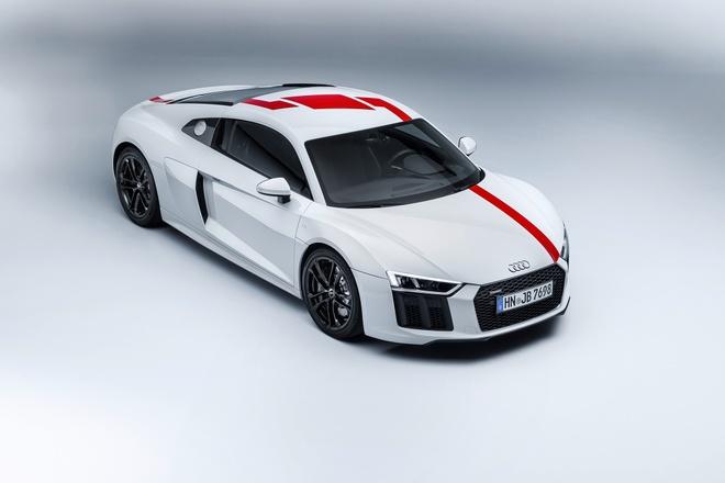 Audi ra mat phien ban dac biet R8 RWS 2018 hinh anh 1