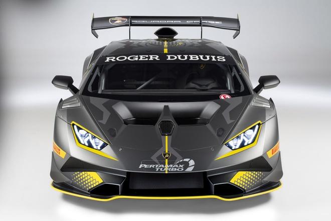 Lamborghini Huracan Super Trofeo phien ban moi anh 3