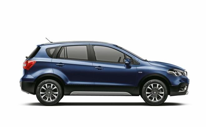 Maruti Suzuki S-Cross 2017 duoc nang cap nhieu tinh nang hinh anh 3