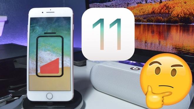 Nguoi dung iPhone khoc rong vi ban nang cap iOS 11.0.3 hinh anh