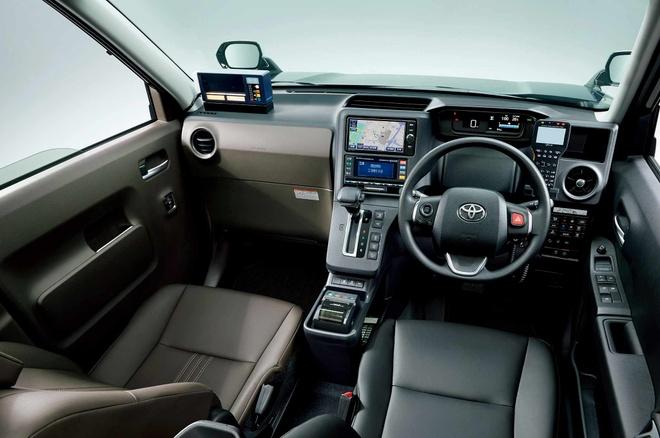 Toyota ra mat xe taxi moi tai Nhat Ban hinh anh 6