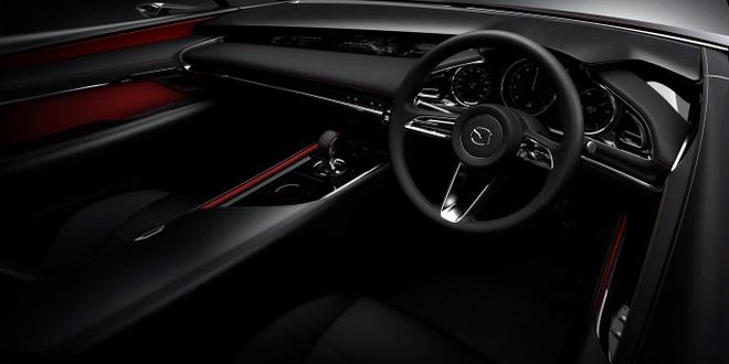 Mazda Kai Concept mo phong the he moi cua Mazda3 hinh anh 6