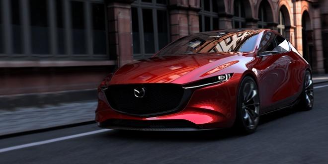 Mazda Kai Concept mo phong the he moi cua Mazda3 hinh anh 5