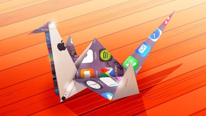 Smartphone man hinh cong: Khong de de thanh cong hinh anh