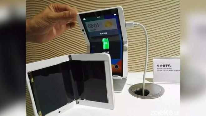 Smartphone man hinh cong: Khong de de thanh cong hinh anh 1
